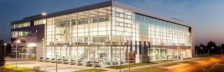 film-connexion produziert Eventvideo zur Eröffnung von Mercedes-Benz AirportCenter.