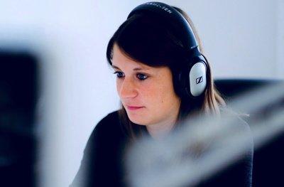 Filmproduktion verstärkt Redaktion – Sina Wörter