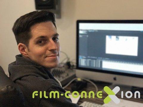 film-conexion begrüßt neuen Mitarbeiter
