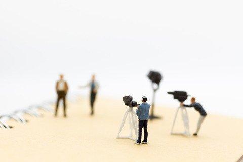 Filmproduktion – Wie geht das?