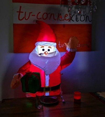 film-connexion, Filmproduktion wünscht eine gesegnete Weihnachtszeit