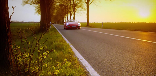 film-connexion produziert Imagevideo für Porsche Drive
